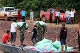Effondrement du barrage: la Commission du Mékong salue la décision du Laos