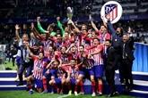 Supercoupe dEurope: lAtlético remporte le super-derby face au Real