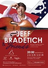 Soirée Jeff Bradetich et Brahms à Hô Chi Minh-Ville