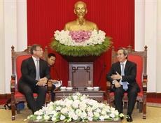 Le Vietnam souhaite coopérer avec lAustralie dans la réponse au changement climatique