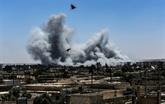 L'Irak lance une frappe aérienne sur le centre de commandement de l'EI en Syrie