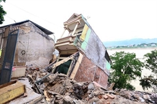 Le PM appelle une réponse durgence au typhon Bebinca