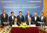 Lufthansa Technik AG fournira des services à Vietnam Airlines