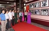 Une exposition sur le général Vo Nguyên Giap et l'ATK de Thai Nguyên
