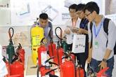 Exposition internationale sur la sécurité et la lutte contre les incendies à Hô Chi Minh-Ville