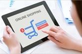 Les achats en ligne de plus en plus populaires