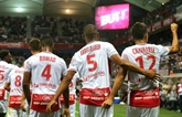 Ligue 1: Reims crée la sensation en battant Lyon