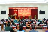 Clôture de la première formation destinée à des membres du CC du PCV