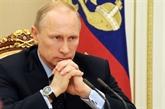 Poutine appelle l'UE à participer à la reconstruction en Syrie