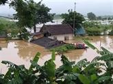 Dix morts suite aux pluies diluviennes causées par le typhon Bebinca