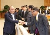 Le Premier ministre exhorte les Viêt kiêu à développer la science et la technologie