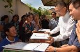 Au chevet des Viêt kiêu et des Cambodgiens touchés par les inondations