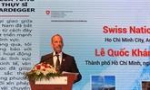 La Fête nationale suisse célébrée à Hô Chi Minh-Ville