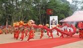 Lam Kinh, la capitale royale indigo