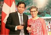 Célébration de la Fête nationale suisse à Hanoï