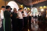 Activités en mémoire du président Tôn Duc Thang