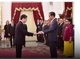 Approfondir le partenariat stratégique Vietnam - Indonésie