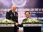 Ouverture du 42e séminaire de gestion des armées de terre du Pacifique