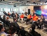TI: rencontre de jeunes intellectuels vietnamiens dans et hors du pays
