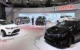 Le Vietnam Motor Show 2018 présentera tous les types de voitures