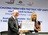 L'Australie démarre son programme d'assistance directe au Vietnam