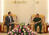 Vietnam - Japon: partage des expériences au sujet du maintien de la paix de lONU