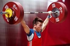ASIAD 2018: lhaltérophile Trinh Van Vinh rafle largent