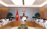 ASEAN: le PM préside une réunion sur la préparation du Forum économique mondial