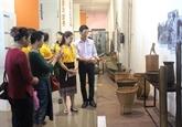 Musée: un cours de formation en faveur de cadres laotiens