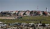 Israël autorise plus de 1.000 logements de colons en Cisjordanie
