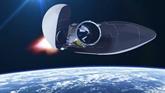 Un satellite européen inédit d'étude des vents lancé depuis la Guyane
