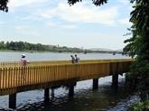 Huê inaugurera une rue piétonne le long de la rivière Huong