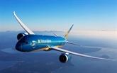 Réajustement des vols Vietnam - R. de Corée en raison du typhon Soulik