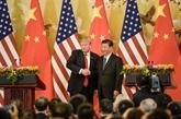 Entrée en vigueur de 25% de taxes sur 16 milliards de dollars d'importations chinoises