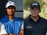 Golf: un duel Woods/Mickelson pour 9 millions de dollars à Las Vegas