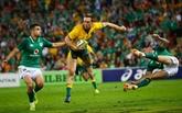 L'Australie remanie son XV pour espérer l'emporter face aux Blacks