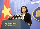 Taïwan (Chine) doit mettre fin à des exercices de tir réel sur l'île de Ba Binh