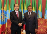 Accroissement de la coopération bilatérale