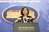 Conférence de presse périodique du ministère des Affaires étrangères