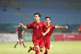 Football masculin - ASIAD 2018 : les médias asiatiques louent la victoire historique du Vietnam