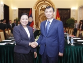 Vietnam - Laos : la 3e consultation politique entre les deux ministères des AE à Hanoi