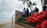 Hawaï sous les eaux alors que l'ouragan Lane prend son temps