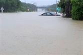 Chine: tempête et inondations font six morts et des milliers d'évacués àTaïwan