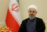 Critiqué, le président iranien Rohani appelle à l'unité