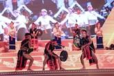 Une fête des cultures des ethnies du Centre à Quang Nam