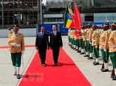 Déclaration commune Vietnam - Éthiopie
