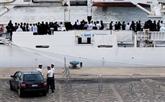 L'ONU appelle l'UE à accueillir les migrants bloqués sur un navire italien