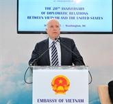 L'ambassade américaine ouvre un livre de condoléances pour le sénateur John McCain