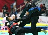 Une médaille de bronze supplémentaire pour le Vietnam en pencak silat