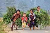 Thua Thiên-Huê: mise en œuvre d'un projet de soutien des enfants défavorisés